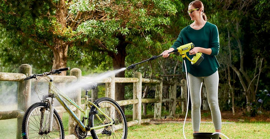 The ONE+ Power Washer