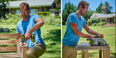 Take some tips from this simple guide to building an outdoor bench from an old pallet.