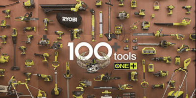 Discover all the tools in the ONE+ system. How can they help you build your piece of furniture?