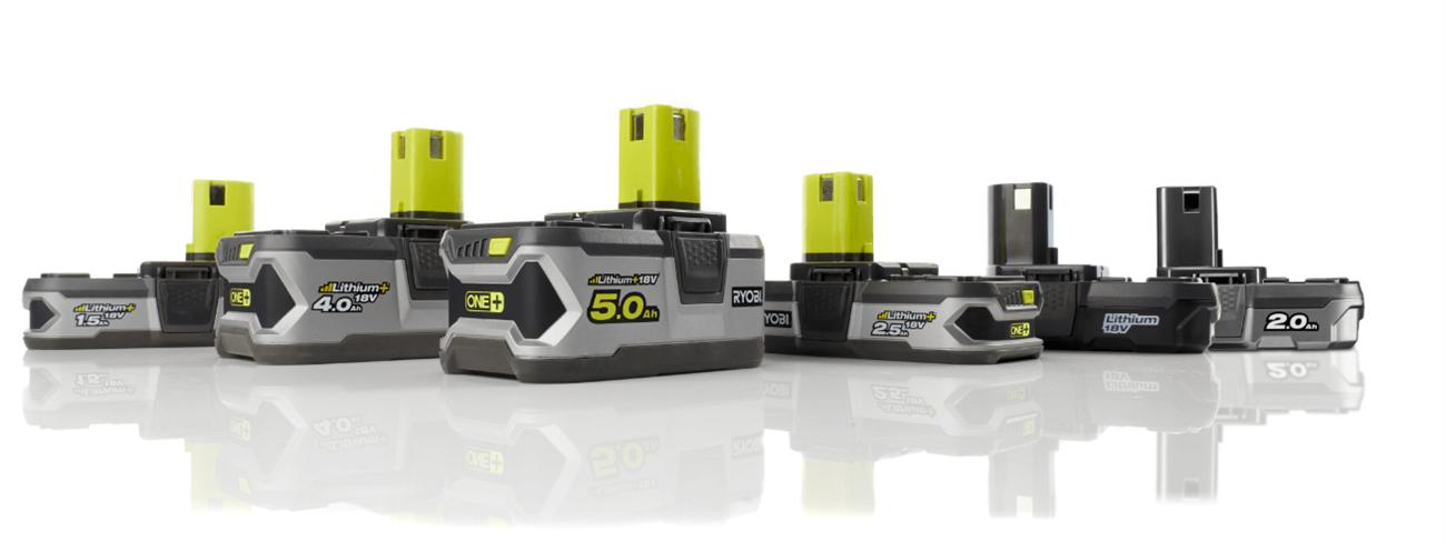 Шесть аккумуляторов для всех ваших нужд