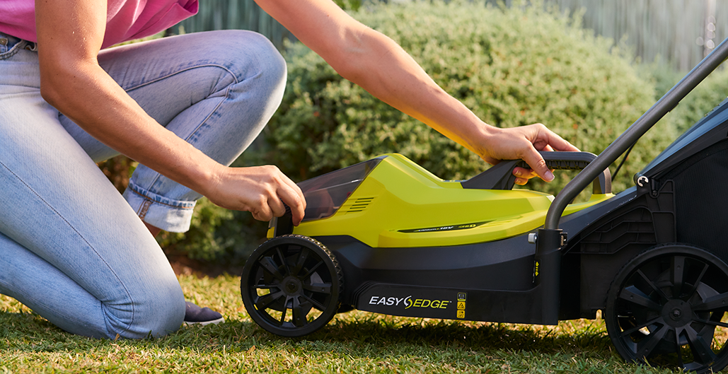 The ONE+ Cordless Mower