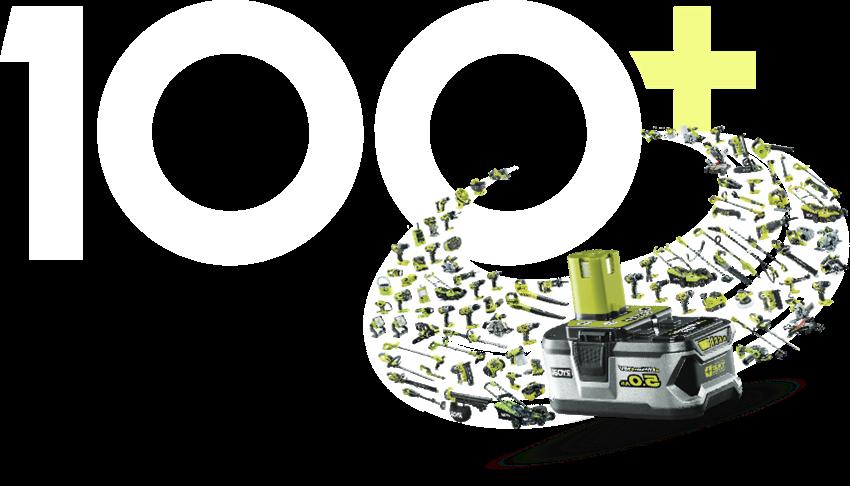 Elige + de 100 Herramientas!