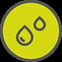 Applicera polermedel på polersvampen