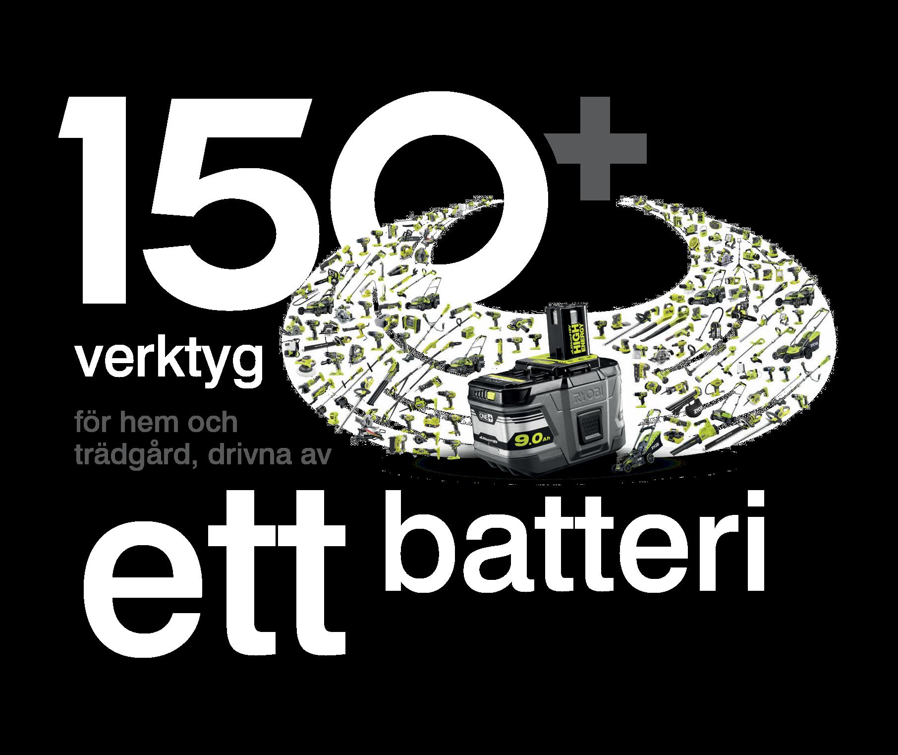 ETT BATTERI PASSAR ALLA