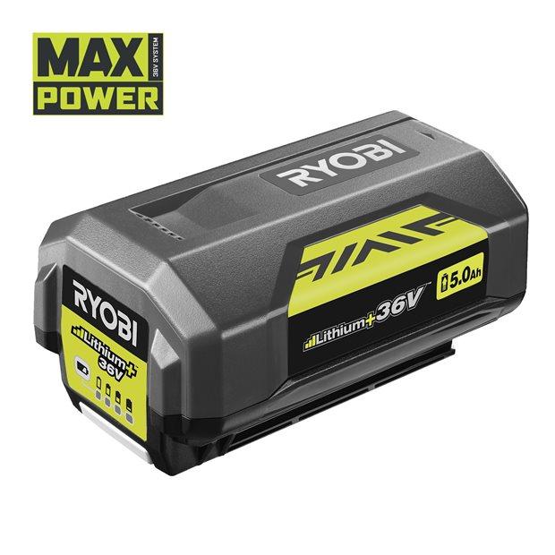BPL3650D2 Batteria 36V 5.0Ah Lithium+ MAX POWER