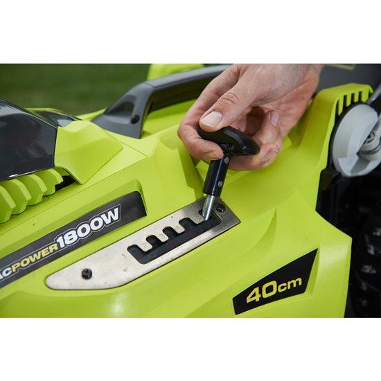 095452190fe962 Tondeuse électrique 1800 W - 40 cm  Outils de jardin motorisés ...