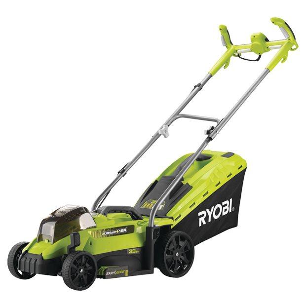 OLM1833H 18V Cordless Lawnmower, 33cm Deck