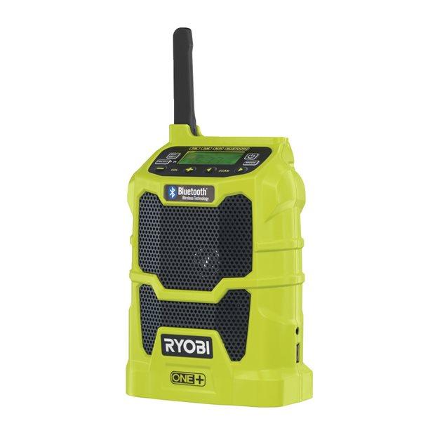 R18R-0 18V akumulátorové rádio s Bluetooth®